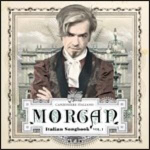 Italian Songbook vol.1 - CD Audio di Morgan