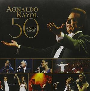 50 Anos Depois - CD Audio di Agnaldo Rayol