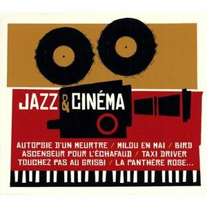 Jazz & Cinema - CD Audio