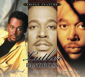 Triple Feature - CD Audio di Luther Vandross