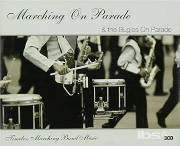 Marching on Parade-The - CD Audio