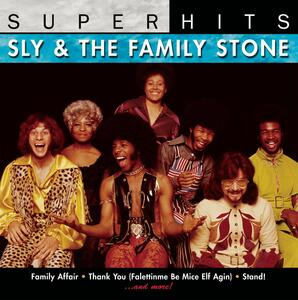 Super Hits - CD Audio di Sly & the Family Stone