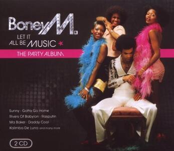 Let It All Be Music - CD Audio di Boney M.