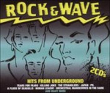 Rock & Wave -Hits From - CD Audio