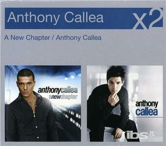 A New Chapter-Anthony - CD Audio di Anthony Callea