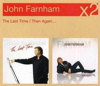 Last Time-Then Again - CD Audio di John Farnham