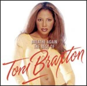 Breathe Again. The Best of - CD Audio di Toni Braxton