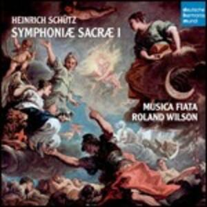 Symphoniae Sacrae I - CD Audio di Heinrich Schütz,Musica Fiata,Roland Wilson