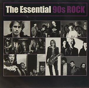 Essential 90's Rock - CD Audio