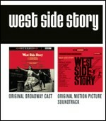 Cover CD Colonna sonora West Side Story