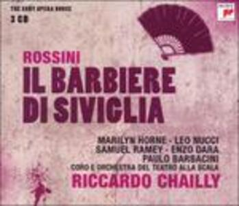 Il barbiere di Siviglia - CD Audio di Gioachino Rossini
