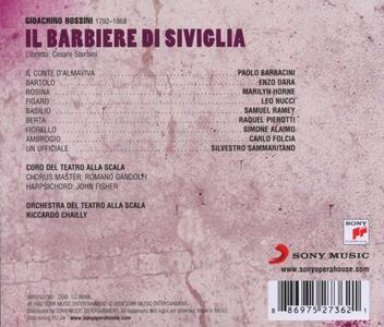 Il barbiere di Siviglia - CD Audio di Gioachino Rossini - 2