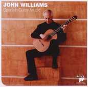 CD La più bella musica spagnola per chitarra John Williams