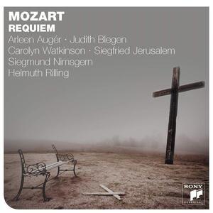 Requiem - CD Audio di Wolfgang Amadeus Mozart