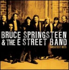 Greatest Hits - CD Audio di Bruce Springsteen,E-Street Band