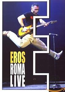 Eros Ramazzotti. Eros Roma Live - DVD