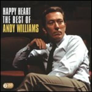 Happy Heart. The Best of - CD Audio di Andy Williams