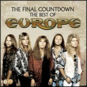 CD The Final Countdown. The Best of Europe Europe