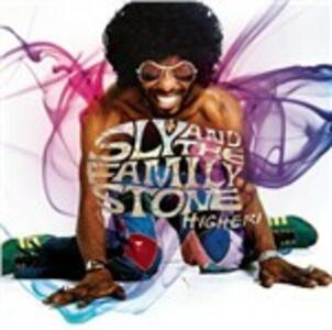 Higher! - CD Audio di Sly & the Family Stone