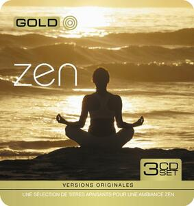 Gold Metal Box Zen - CD Audio