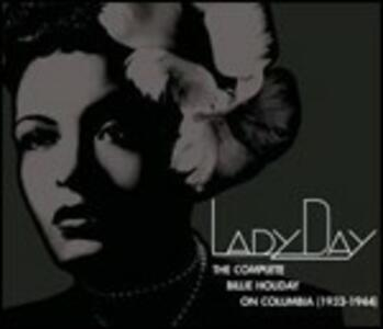 Lady Day. The Complete Billie Holiday on Columbia 1933-1944 - CD Audio di Billie Holiday