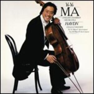Concerti per violoncello n.1, n.2 - CD Audio di Franz Joseph Haydn,Yo-Yo Ma,English Chamber Orchestra