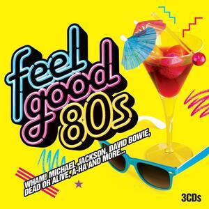 Feel Good 80's - CD Audio