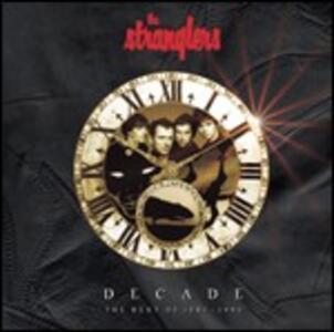 Decade. The Best of 1981-1990 - CD Audio di Stranglers