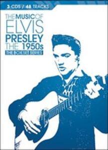 Music Of Elvis - CD Audio di Elvis Presley
