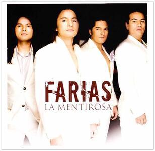 La mentirosa - CD Audio di Farias