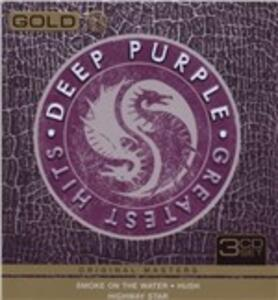 Gold. Greatest Hits - CD Audio di Deep Purple