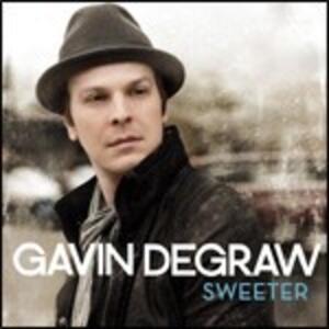 Sweeter - CD Audio di Gavin DeGraw
