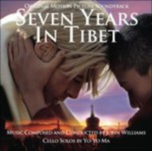 Seven Years in Tibet (Colonna Sonora) - CD Audio di Yo-Yo Ma