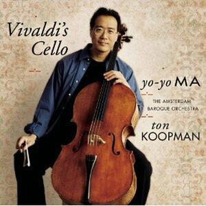 Concerti per violoncello - CD Audio di Antonio Vivaldi,Yo-Yo Ma,Ton Koopman,Amsterdam Baroque Orchestra