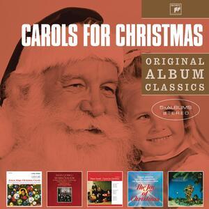 Carols for Christmas - CD Audio
