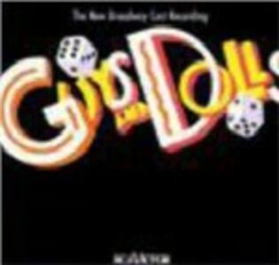 Guys and Dolls (Colonna Sonora) - CD Audio