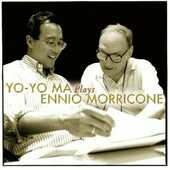 CD Yo-Yo Ma Plays Ennio Morricone Ennio Morricone Yo-Yo Ma