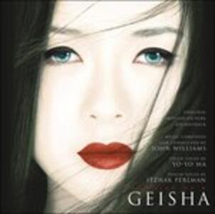 Memoirs of a Geisha (Colonna Sonora) - CD Audio di Yo-Yo Ma