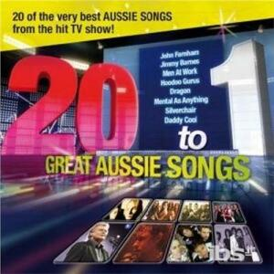 20 to 1 -Great Aussie - CD Audio