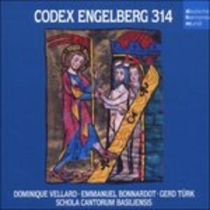 Codex Engelberg 314 - CD Audio di Dominique Vellard