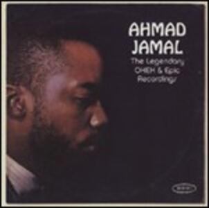 Legendary Okeh + Epic Sessions - CD Audio di Ahmad Jamal