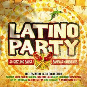 Latino Party - CD Audio