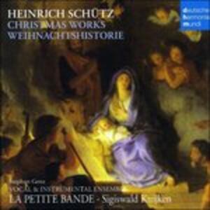 Christmas.. - CD Audio di Heinrich Schütz