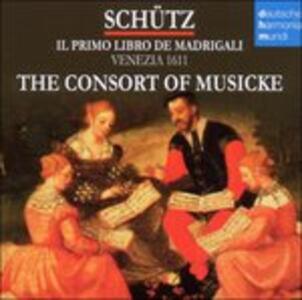 Il Primo Libro - CD Audio di Heinrich Schütz