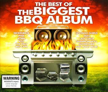 Best of the Biggest Bbq - CD Audio