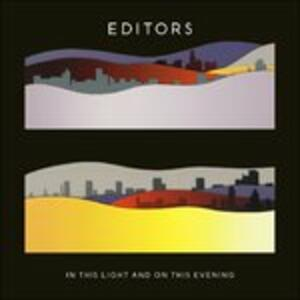 In This Light and on This Even - CD Audio di Editors