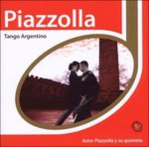 Esprit-Astor Piazzolla - CD Audio di Astor Piazzolla