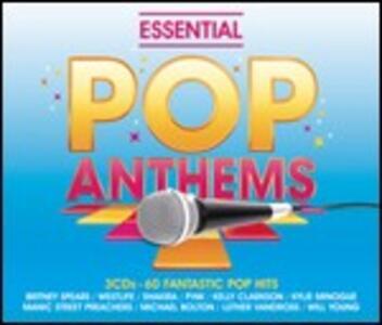 Essential Pop Anthems - CD Audio