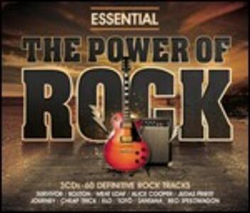 Essential Rock - CD Audio