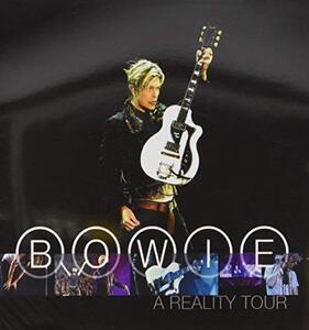 A Reality Tour - CD Audio di David Bowie